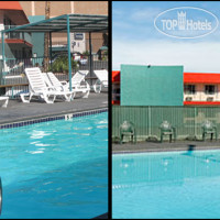 Фото отеля Travelodge Las Vegas 2*