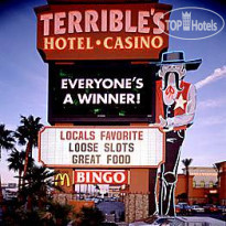 Фото отеля Terrible's Hotel & Casino 3*