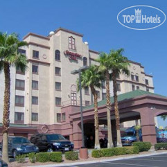 Hampton Inn Tropicana 3*