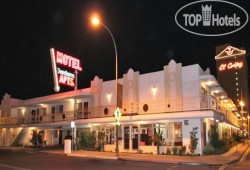 Downtowner Motel 1*
