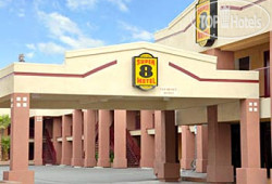 Super 8 Motel Downtown 1*