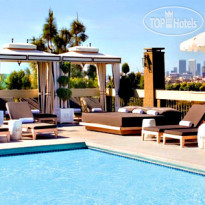 Фото отеля Chamberlain West Hollywood 4*