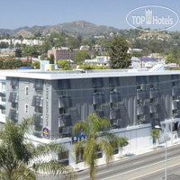 ���� ����� Best Western PLUS Hollywood Hills 3*
