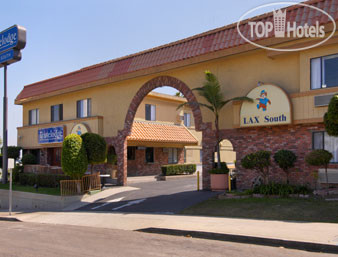 Travelodge LAX South 2*