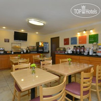 Фото отеля Comfort Inn Near Old Town Pasadena 2*