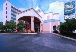 Quality Suites Near Orange County Convention Center 2*