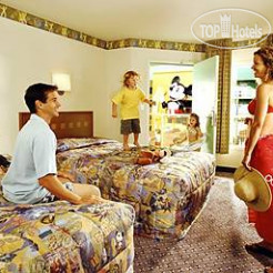 Номера Disney's Pop Century Resort
