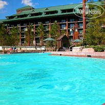 Фото отеля Disney Wilderness Lodge 4*