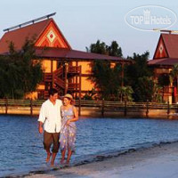 Фото отеля Disney's Polynesian Resort 4*