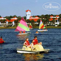 Фото отеля Disney's Caribbean Beach Resort 3*