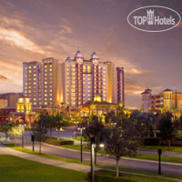 Фото отеля Wyndham Grand Orlando Resort Bonnet Creek 4*