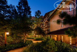 Villas at Disney's Wilderness Lodge 4*