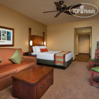 Фото отеля Villas at Disney's Wilderness Lodge 4*