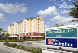 Hilton Garden Inn Orlando International Drive North 3*