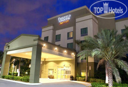 Fairfield Inn & Suites Fort Lauderdale Airport & Cruise Port 3*