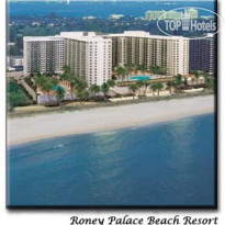 Roney Palace Beach Resort 3* - Фото отеля