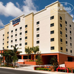 Fairfield Inn Miami Airport South 3*