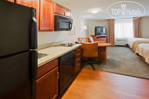 Candlewood Suites Fort Lauderdale Airport Cruise 3*