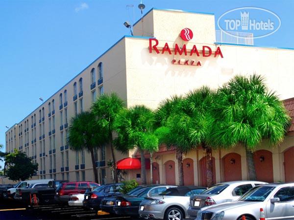 Ramada Plaza Fort Lauderdale 3 США