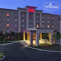 Фото отеля Hampton Inn & Suites Ft. Lauderdale West-Sawgrass Tamarac 3*
