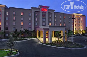 Hampton Inn & Suites Ft. Lauderdale West-Sawgrass Tamarac 3*