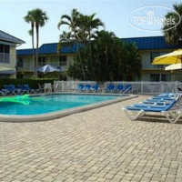 Фото отеля Naples Courtyard Inn 3*