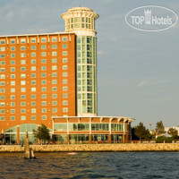 Фото отеля Hyatt Harborside at Logan International Airport 4*