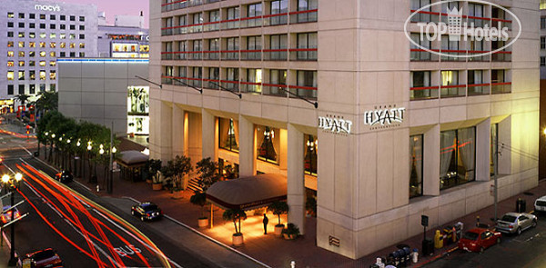 Grand Hyatt San Francisco 4*