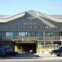 Фото отеля Civic Center Motor Inn 3*