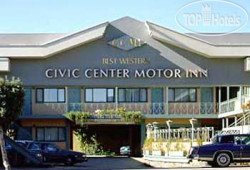 Civic Center Motor Inn 3*
