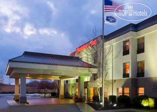 Hampton Inn Akron-Fairlawn 2*
