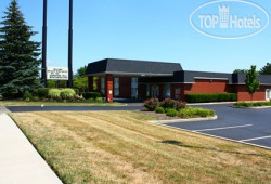 Quality Inn & Suites Mansfield 2*