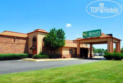 Quality Inn & Suites North Toledo 2*