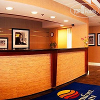 Фото отеля Comfort Inn Oxford 2*