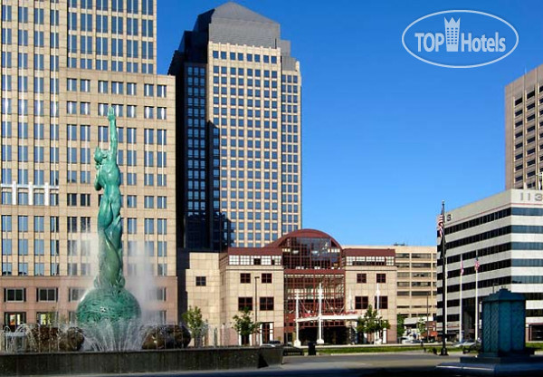 Cleveland Marriott Downtown at Key Center 4*
