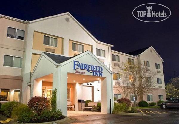 Fairfield Inn Youngstown Boardman/Poland 3*