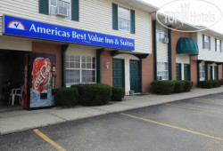 Americas Best Value Inn & Suites-Canton 2*