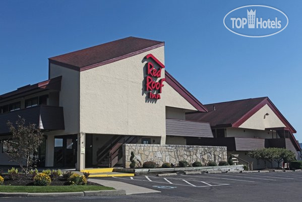 Red Roof Inn Dayton North Airport 2*