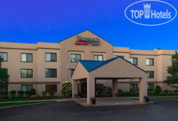 Fairfield Inn Rochester East 3*