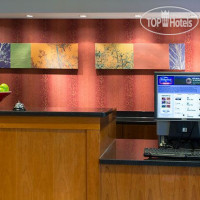 Фото отеля Fairfield Inn Rochester East 3*