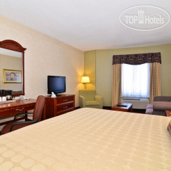 Номера Best Western On The Avenue