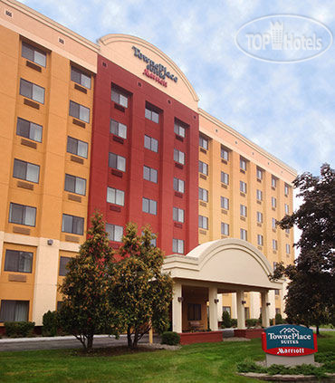 TownePlace Suites Albany Downtown/Medical Center 2*