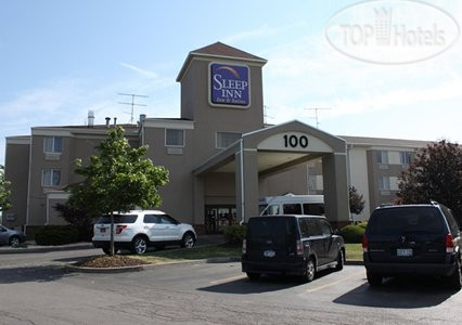 Sleep Inn & Suites Buffalo Airport 2*