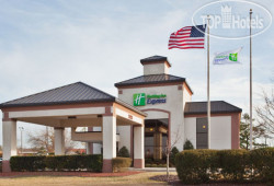 Holiday Inn Express New Bern 2*
