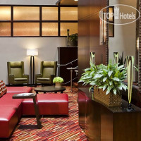 Фото отеля Charlotte Marriott City Center 3*