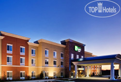 Holiday Inn Express Hotel & Suites Charlotte Southeast - Matthews 2*
