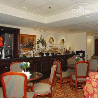 Фото отеля Comfort Suites Airport Greensboro 3*