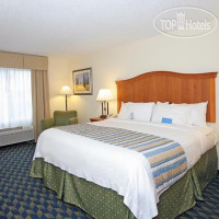 Фото отеля Fairfield Inn & Suites Greensboro Wendover 2*