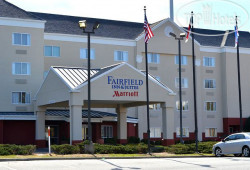 Fairfield Inn & Suites Hickory 2*