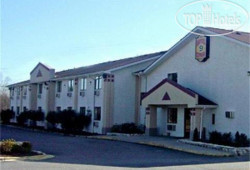 Country Hearth Inn and Suites Rocky Mount (ex.Super 8 Rocky Mount) 2*